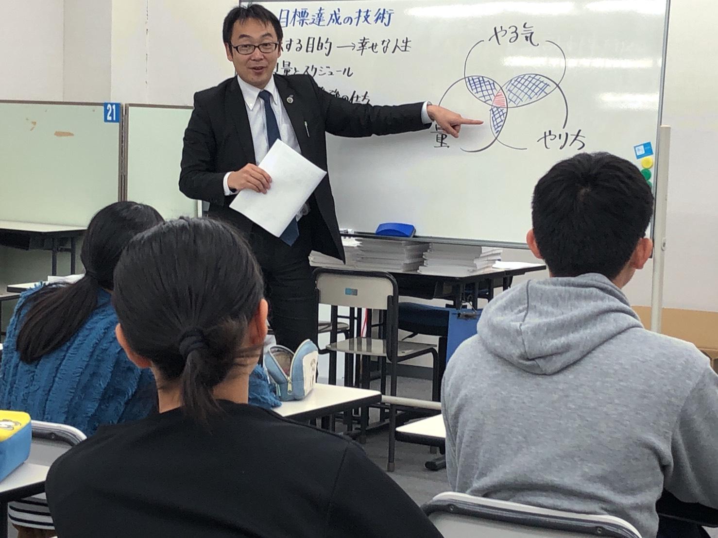 【明光義塾西山教室】感動の日々