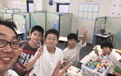 【明光義塾西山教室】プログラミング授業